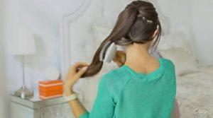brushing-ponytails-together
