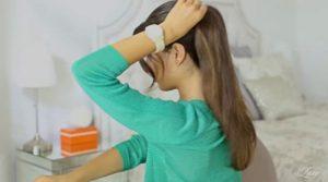 pinning-ponytail