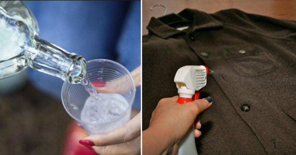 Как водку очистить молоком в домашних условиях