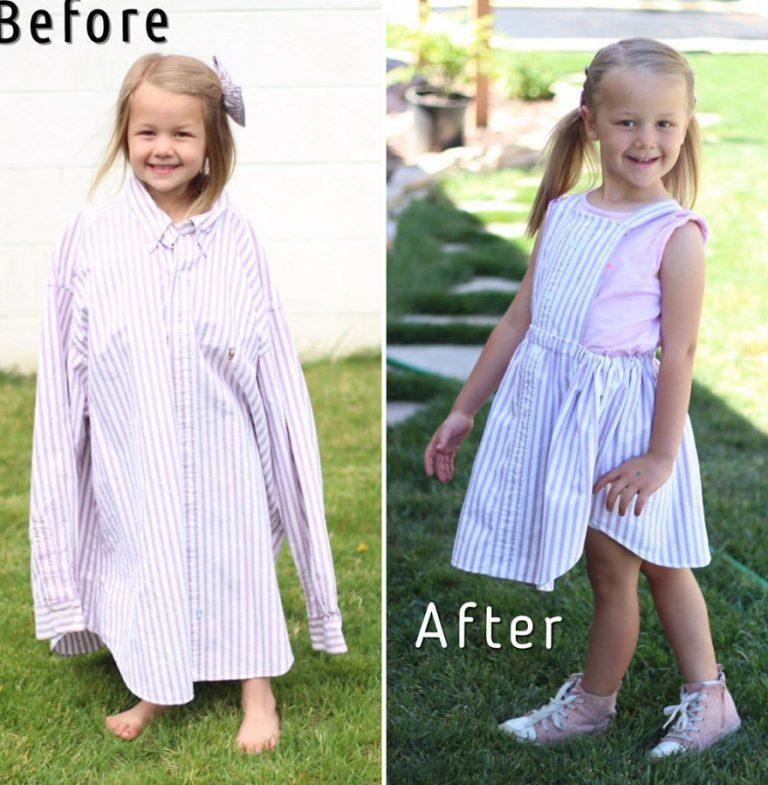 Как сшить платья для дочки 125